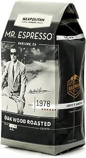 Mr. Espresso - Neapolitan Espresso - OAK WOOD ROASTED COFFEE