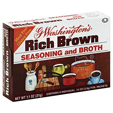 George Washington Broth, Brown . OZ (Pack of 2)