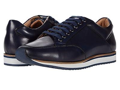 Anthony Veer Barack Court Sneaker (Navy Blue) Men