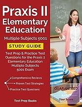 praxis 2 5001 practice test