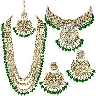 46e689b99df78 Pearl Women's Jewellery Sets: Buy Pearl Women's Jewellery Sets ...