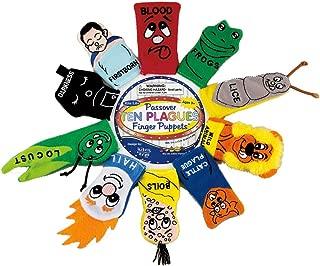 Best ten plagues finger puppets Reviews