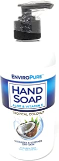 Enviropure, Hand Soap Coconut, 16 Ounce