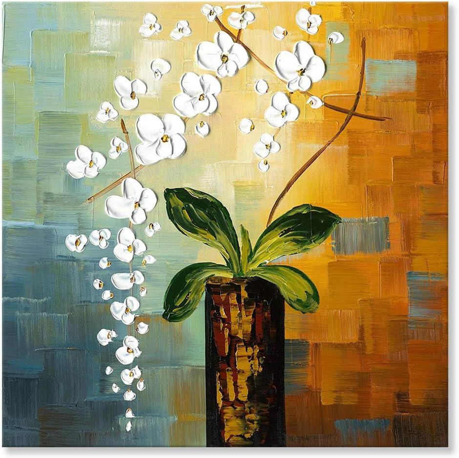JAPO ART 専門店 -Canvas Wall Art Decor 好評受付中 Flower Palette Painting 10 Knife