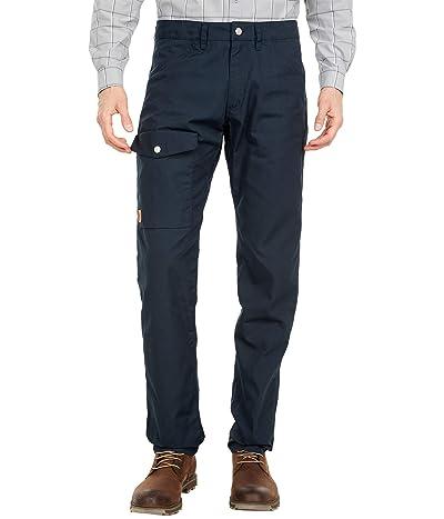 Fjallraven Greenland Jeans in Dark Navy (Dark Navy) Men