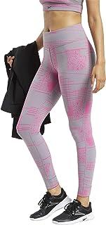 Reebok Women's TS LUX Tight 2.0-DECONSTR, gragry, M/S