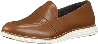 حذاء مسطح مسطح أصلي للسيدات من كول هان, (Bison Leather), 38 EU