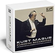 Kurt Masur - Eurodisc Recordings
