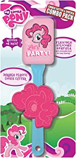 ICUP My Little Pony Spatula & Cookie Cutter Combo, Multicolor
