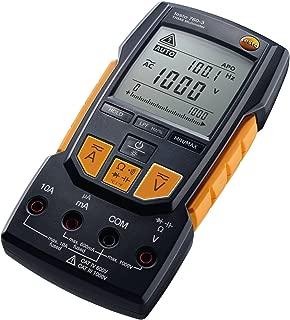 Testo 0590 7603 760-3 Digital Multimeter, 45 mm Height, 85 mm Width, 167 mm Length