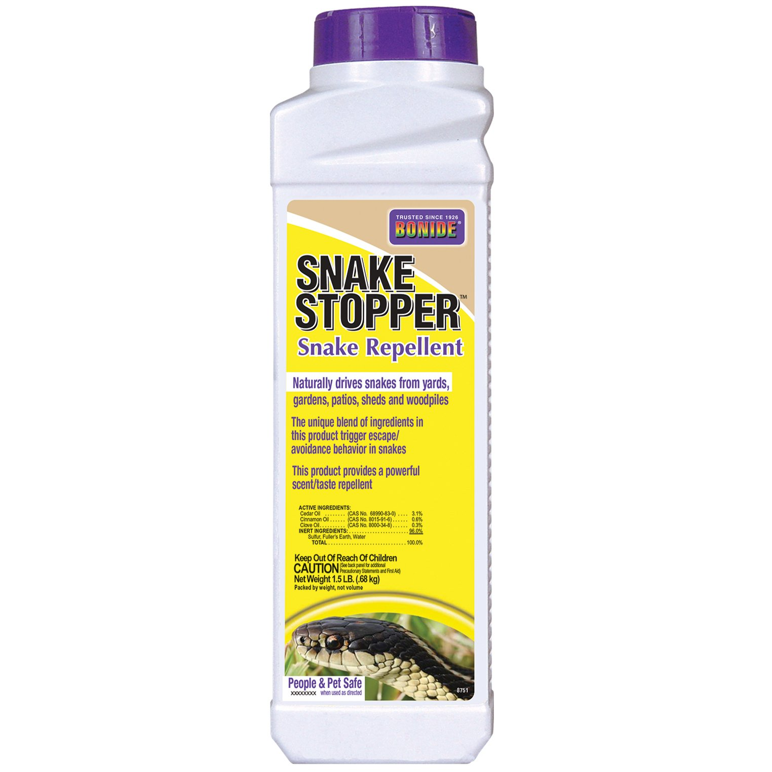 Bonide Snake Stopper 8751 Repellent