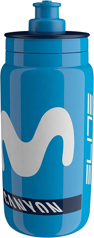 Noir Brillant//Blanc Nouveau 2020 Elite Prisme chargement latéral bouteille d/'eau Cage