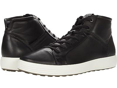 ECCO Soft 7 City Hi-Top Sneaker