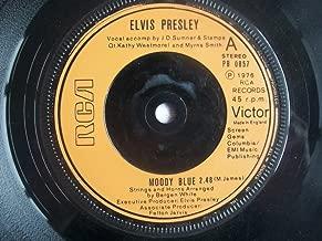 ELVIS PRESLEY Moody Blue 7