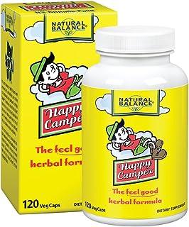 Natural Balance Happy Camper, 120-Vegetarian Capsules