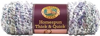 Lion Brand Yarn Lion Brand Homespun Thick & Quick Yarn (315) Tudor, 160 yd/146 m