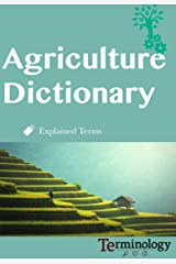 Dictionary of Agriculture (English Edition) Format Kindle
