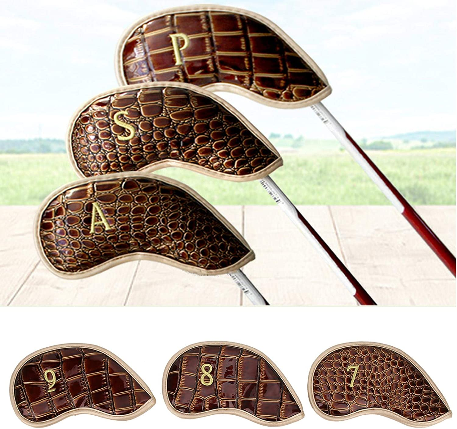 Moh Golf Headcover Putter Club PU Special price for a Superlatite limited time Iron Cover