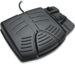 New Style Minn Kota Model 2994727 Power Drive V2 Replacement Corded Foot Pedal (Fits Round Plug Only)
