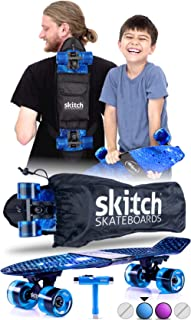 Skitch Premium Skateboard Gift Set for All Ages + Complete 22