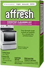 Affresh Stove Top Cleaner Kit, 5 oz cleaner, 5 pads, 1 scraper