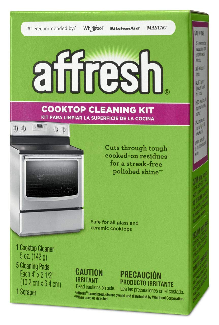 Affresh W11042470 Cleaning Cooktop Cleaner