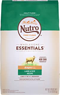 Nutro Wholesome Essentials Natural Puppy Dry Dog Food