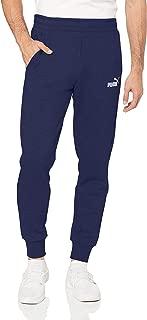 PUMA Men's ESS Logo Pants FL CL
