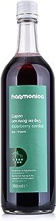 شراب الورد العضوي من هارمونيكا - الخمان - 750 مل