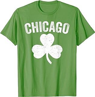 Chicago St. Patrick's Day Parade Irish Shamrock Party Gift T-Shirt