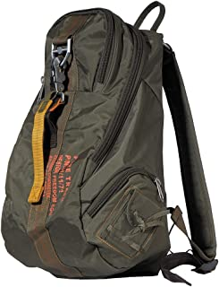 Pure Trash Backpack with Carabiner OD Green