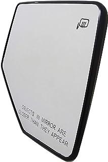 Dorman 56316 HELP! Passenger Side Plastic Backed Heated Mirror Glass