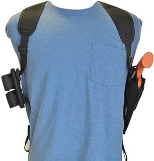 Federal Shoulder Holster for Ruger GP100, 4