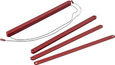 RBV Birkmann, 430938, Teigstäbe, rot, 3, 5, 10 mm Stärke