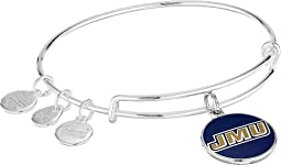 Color Infusion James Madison University Logo II Bangle