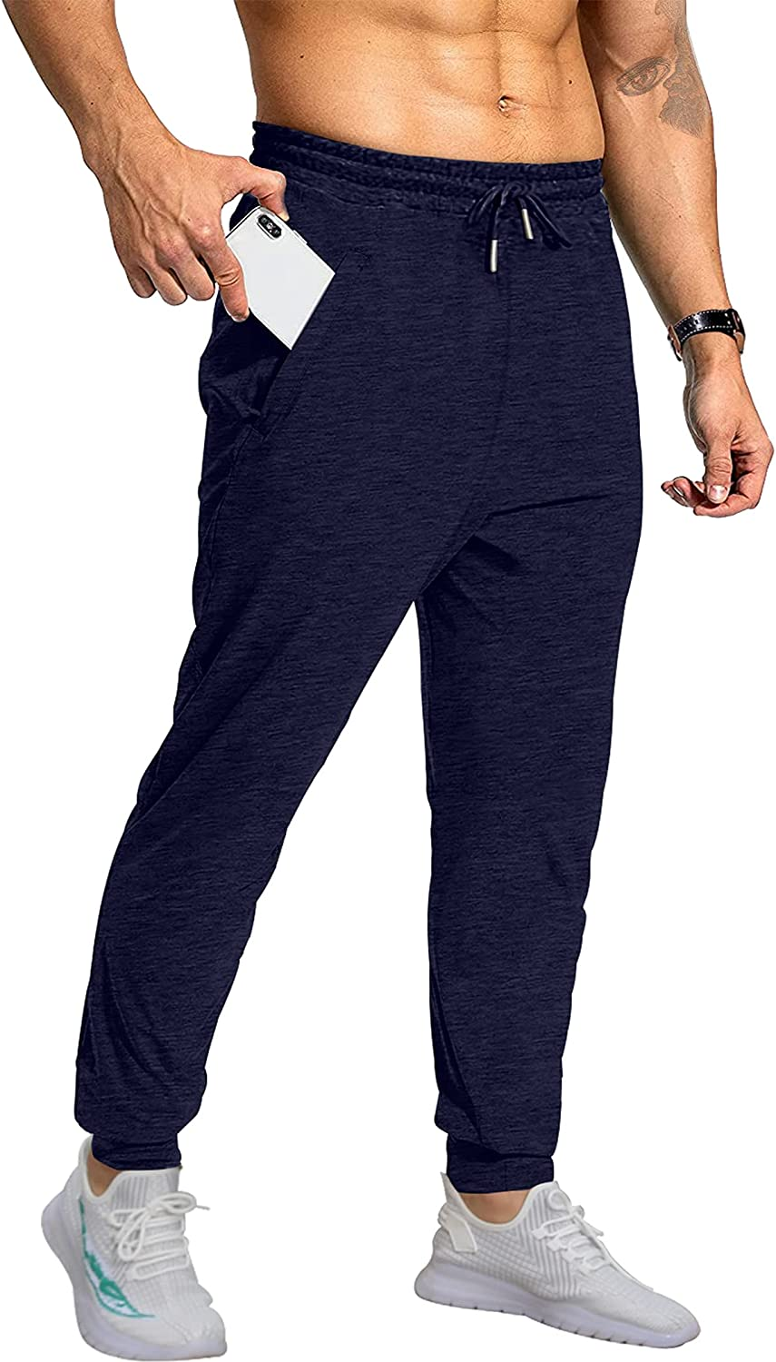 Aloodor Mens Sweatpants Joggers low-pricing latest Casual Lightweight Sweat w Pants