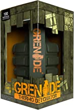 Grenade Thermo Detonator Supplement 100 Capsules Estimated Price : £ 24,94