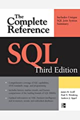 SQL The Complete Reference, 3rd Edition Kindle Edition