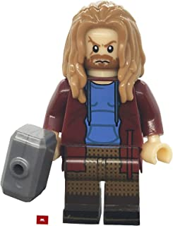 MINIFIGURES Fat Thor with Mjolnir Hammer - Limited Edition