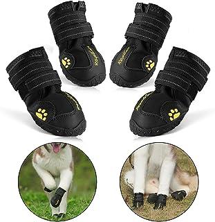 RoyalCare Zapatos Perro, Impermeable Zapatos Perro para