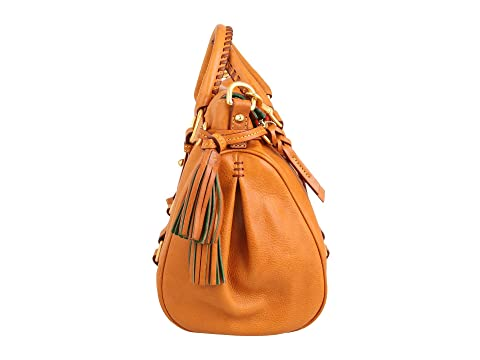 Sale Genuine Clearance From UK Dooney & Bourke Florentine Vachetta Satchel Natural Shop For Cheap Online TcZqZ