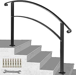 Best metal railings for stairs exterior Reviews