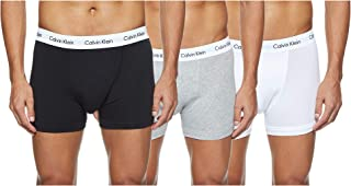 Calvin Klein Men's Trunk (Pack of 3) Trunks
