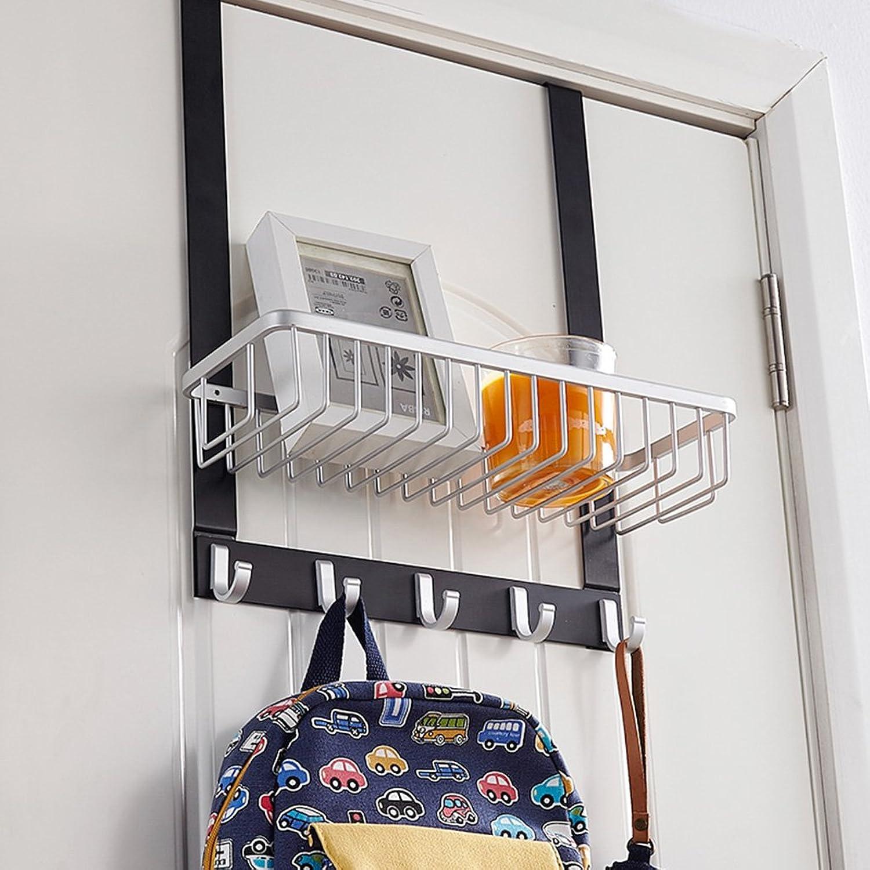 July Coat Rack Creative Multifunctional Coat Rack Living Room Bedroom Kitchen Hanging Door Hook Rack