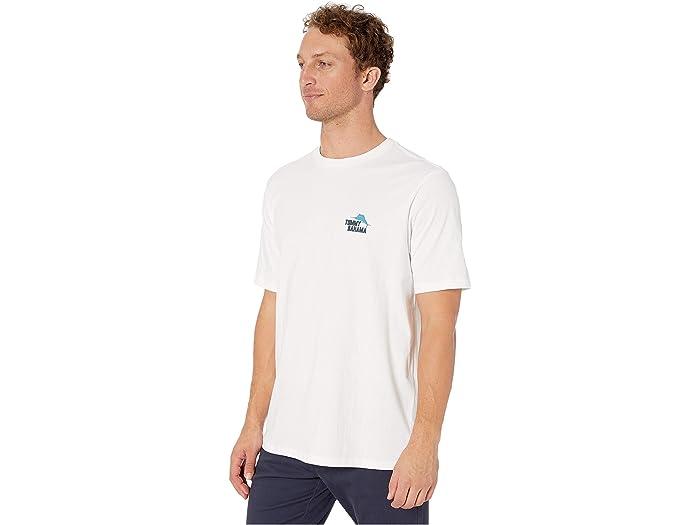 Tommy Bahama Howliday Cheers Tee White Shirts & Tops