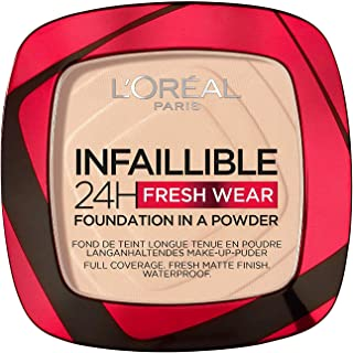 L'Oréal Paris Infalilible Foundation in a Powder - Ivory