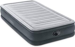 Intex Dura-Beam Deluxe Comfort - Cama Hinchable con Bomba Interna (Modelo 2021)