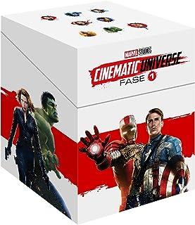 Universo Marvel. Fase 1 (Paquete Especial) Blu-ray