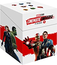 Universo Marvel. Fase 1 (Paquete Especial) [Blu-ray]