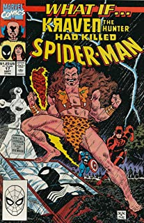 What If? #17: What If Kraven the Hunter Had Killed Spider-Man? (Marvel Comics)